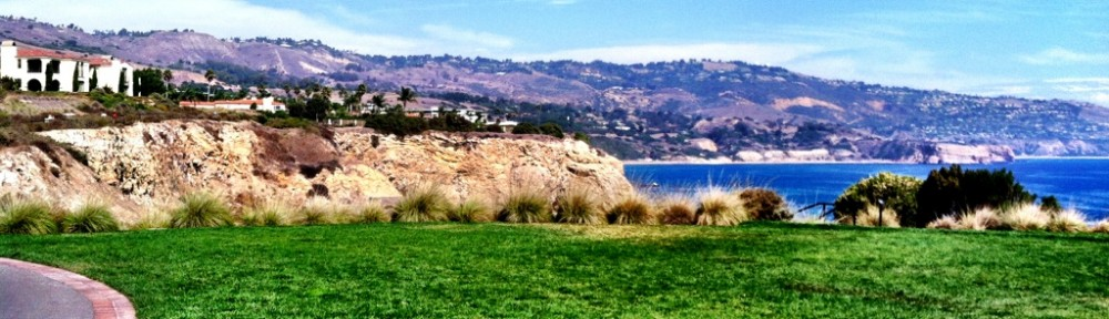 View from the Terranea Resort Property