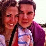 Miran and I