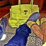 Toms and Tory Burch Shoes
